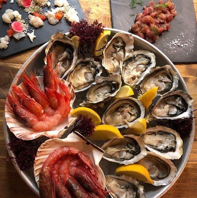 Only Fresh Fish Selected For Youfishbardemilanmilanobrera