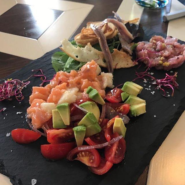 Lunch Al Fishbar De Milanfishbardemilanmilanobreraportaromana